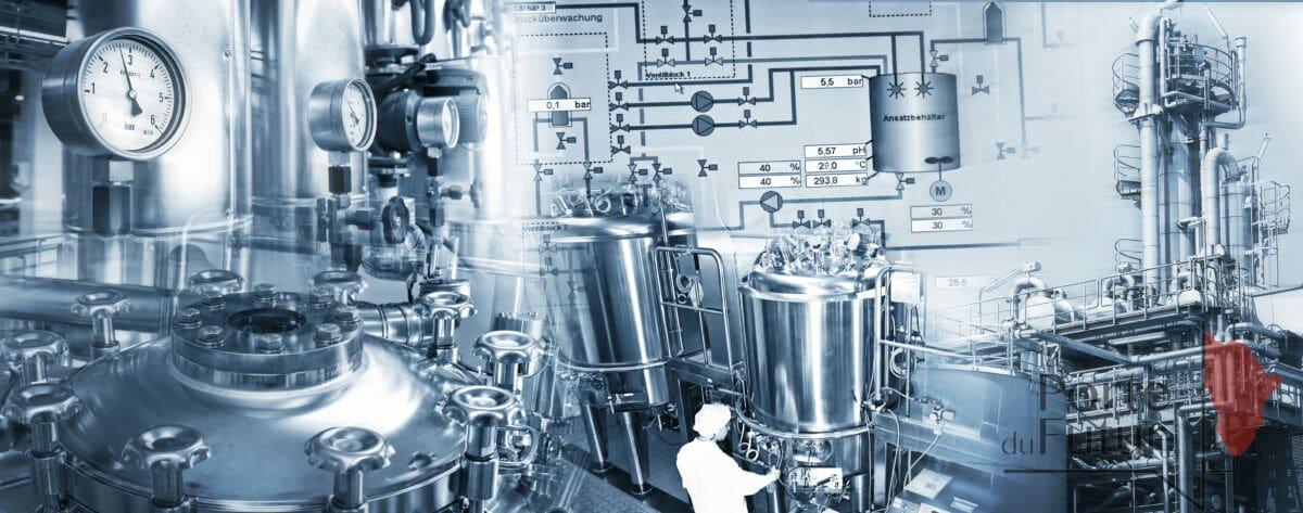 Unité ultra-moderne de production de médicament